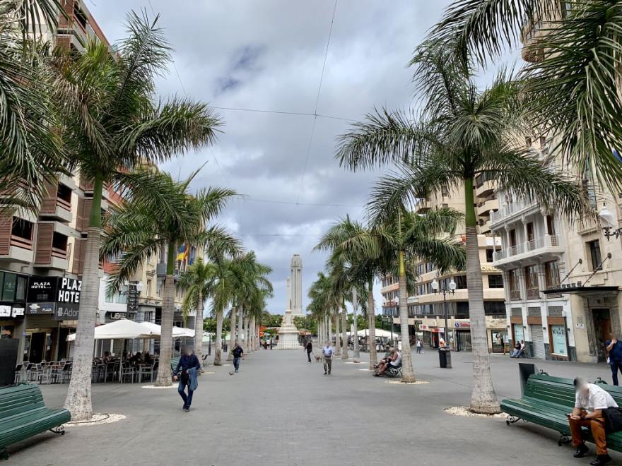 Sightseeing in Santa Cruz de Tenerife 17