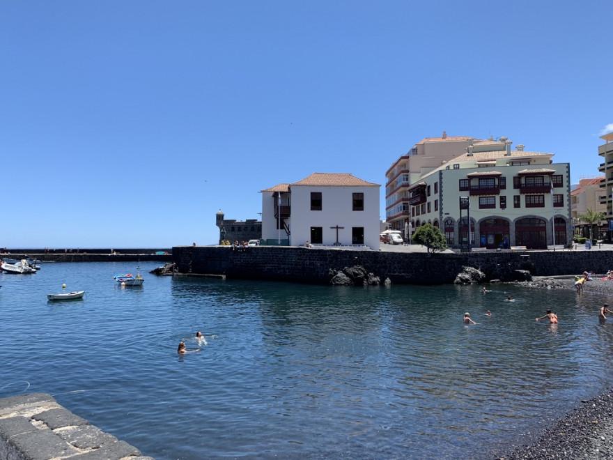 Unterwegs auf Teneriffa Puerto de la Cruz 2