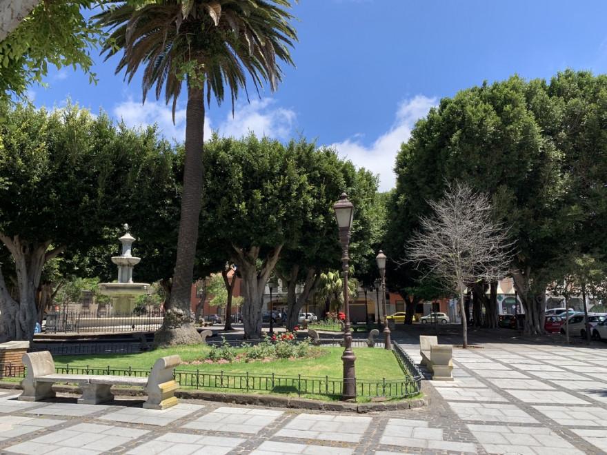 Unterwegs auf Teneriffa Spaziergang durch La Laguna 16