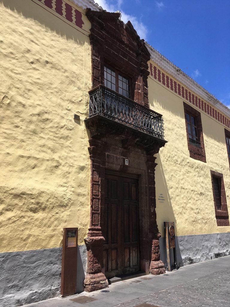 Unterwegs auf Teneriffa Spaziergang durch La Laguna 6