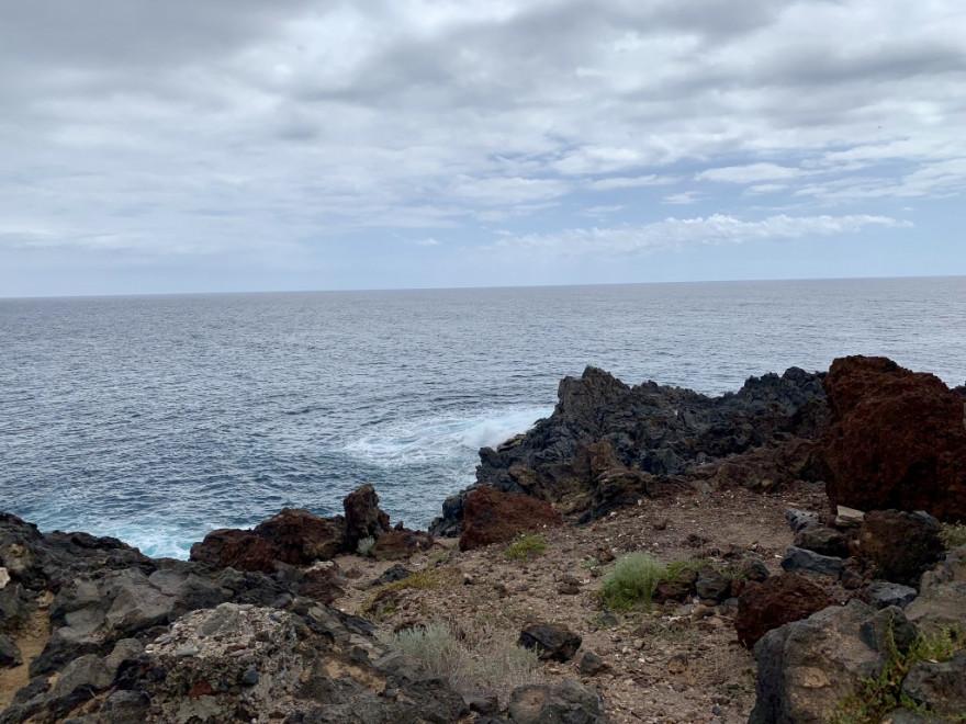 Wandern auf Teneriffa Küstenwanderung Malpais de Rasca 16