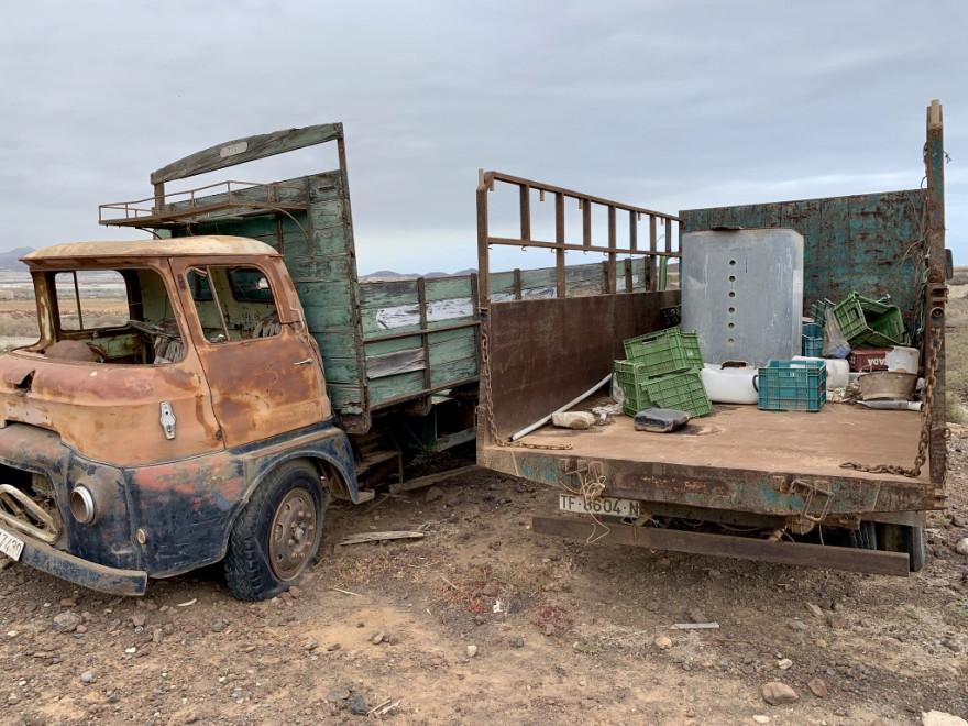 Wandern auf Teneriffa Küstenwanderung Malpais de Rasca 9