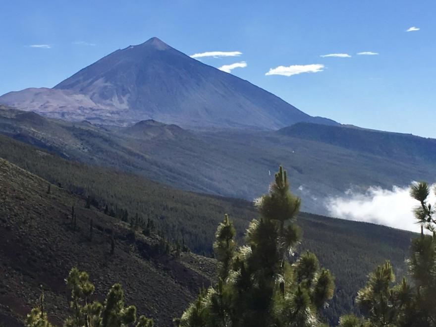 Wandern auf Teneriffa Rund um den Teide 1