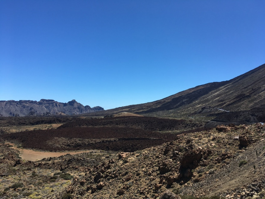 Wandern auf Teneriffa Rund um den Teide 11