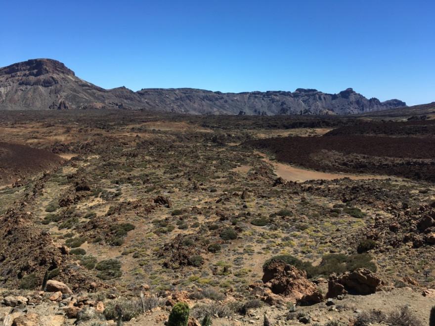 Wandern auf Teneriffa Rund um den Teide 3