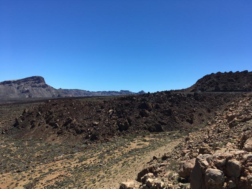 Wandern auf Teneriffa Rund um den Teide 7