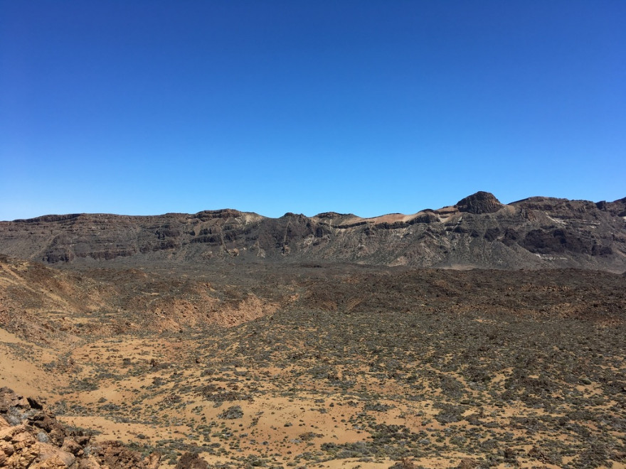Wandern auf Teneriffa Rund um den Teide 9