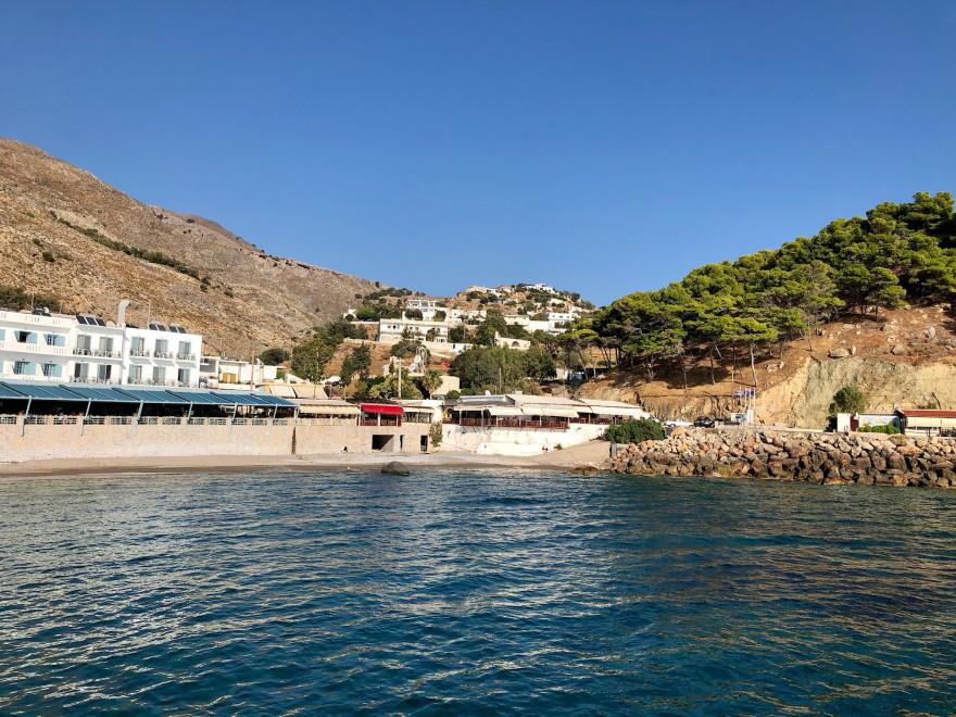 Im Hafen von Chora Sfakion 2