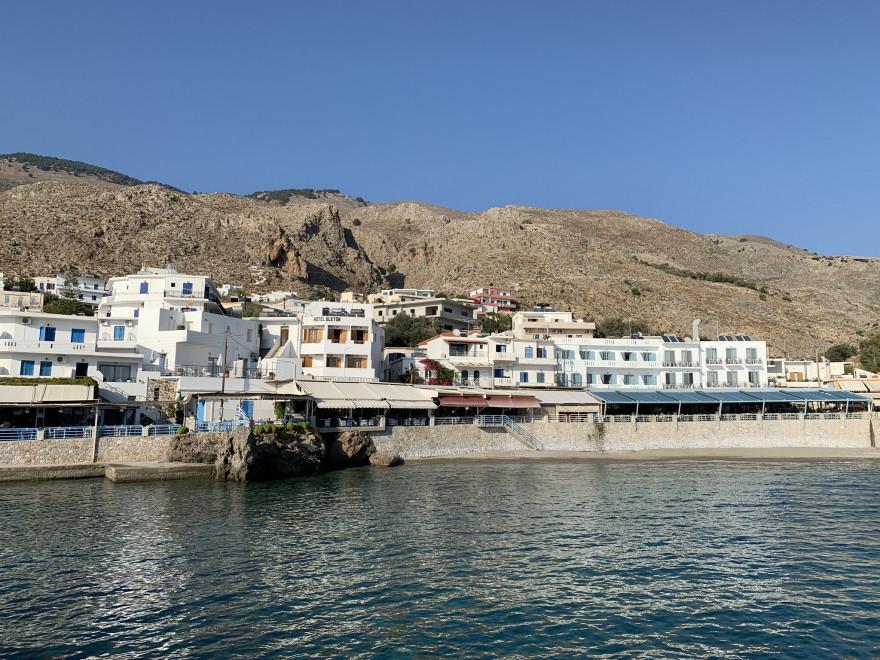 Im Hafen von Chora Sfakion 3