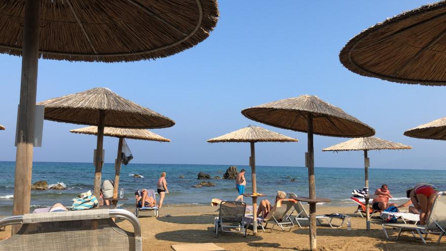 Kreta Am Strand Georgiopoulis 2