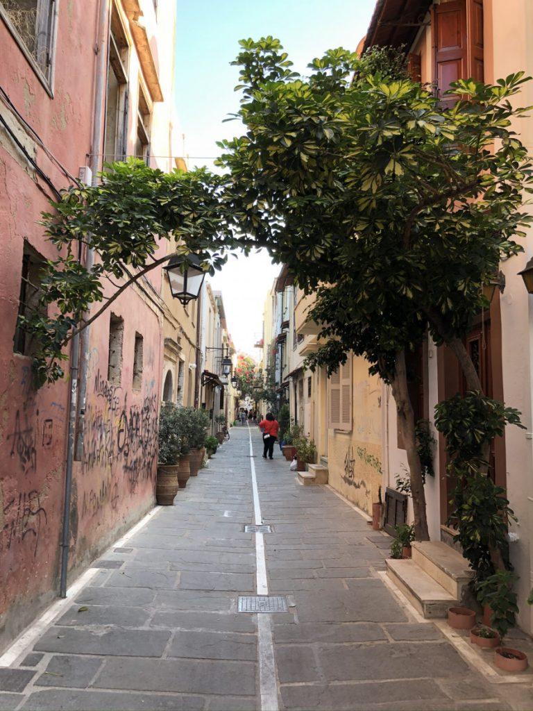 Stadtbummel durch Rethymnon 10