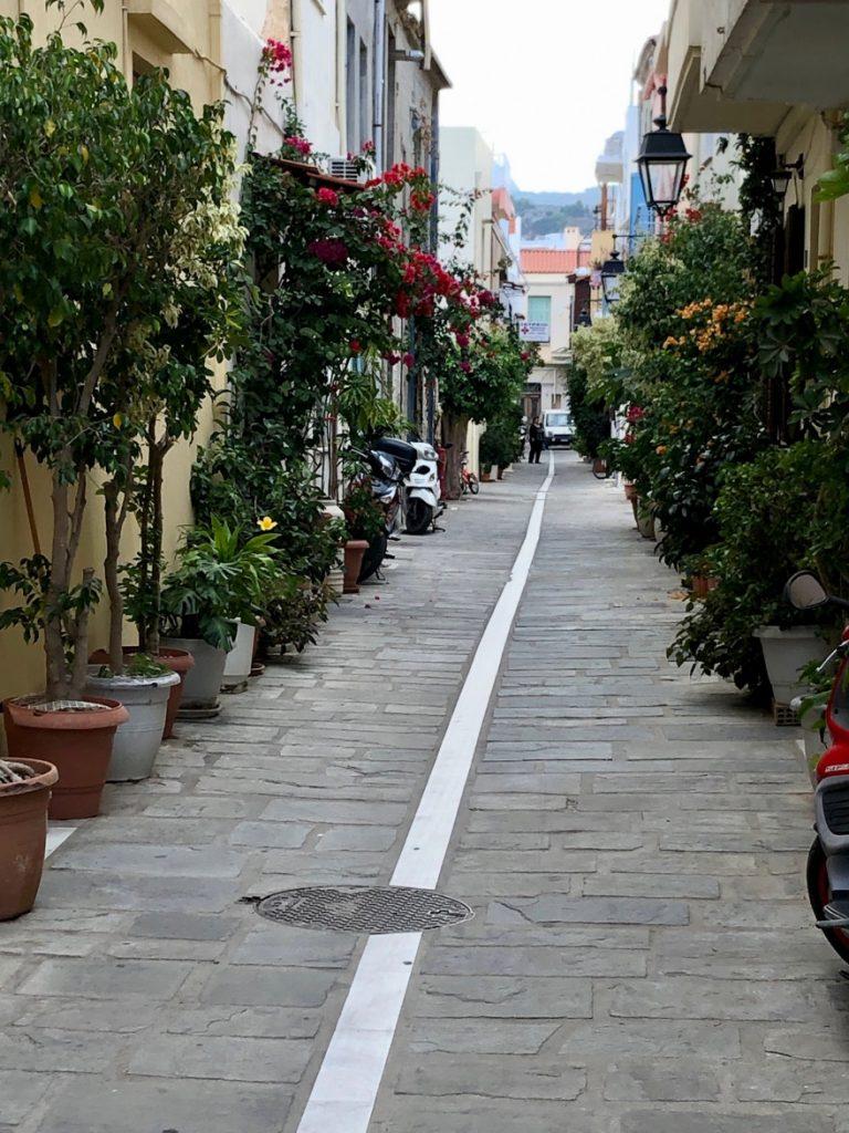 Stadtbummel durch Rethymnon 2
