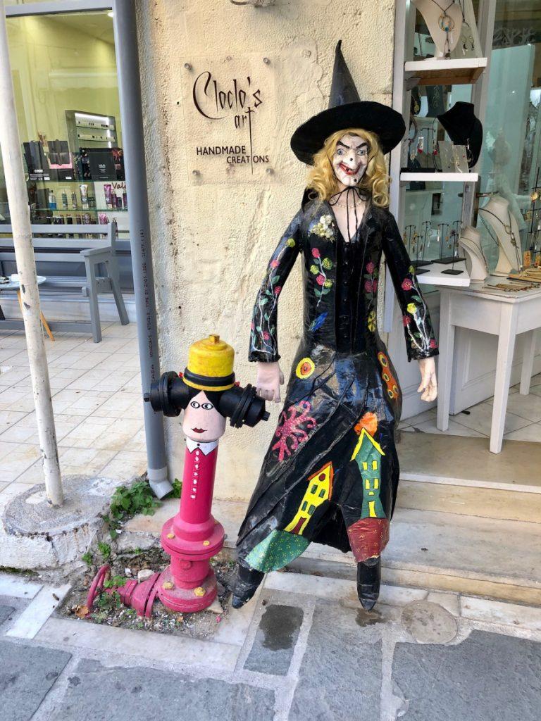 Stadtbummel durch Rethymnon 21