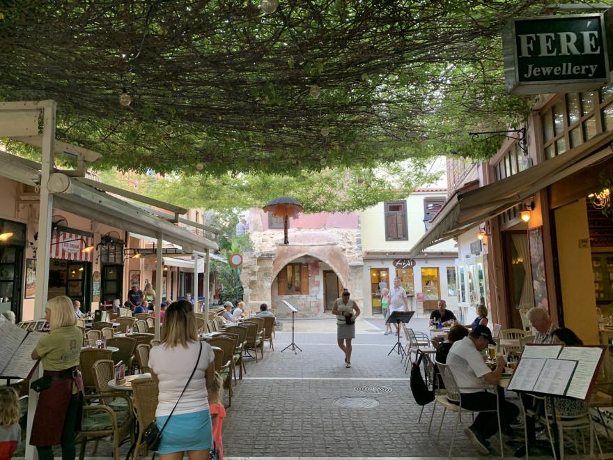 Stadtbummel durch Rethymnon 26