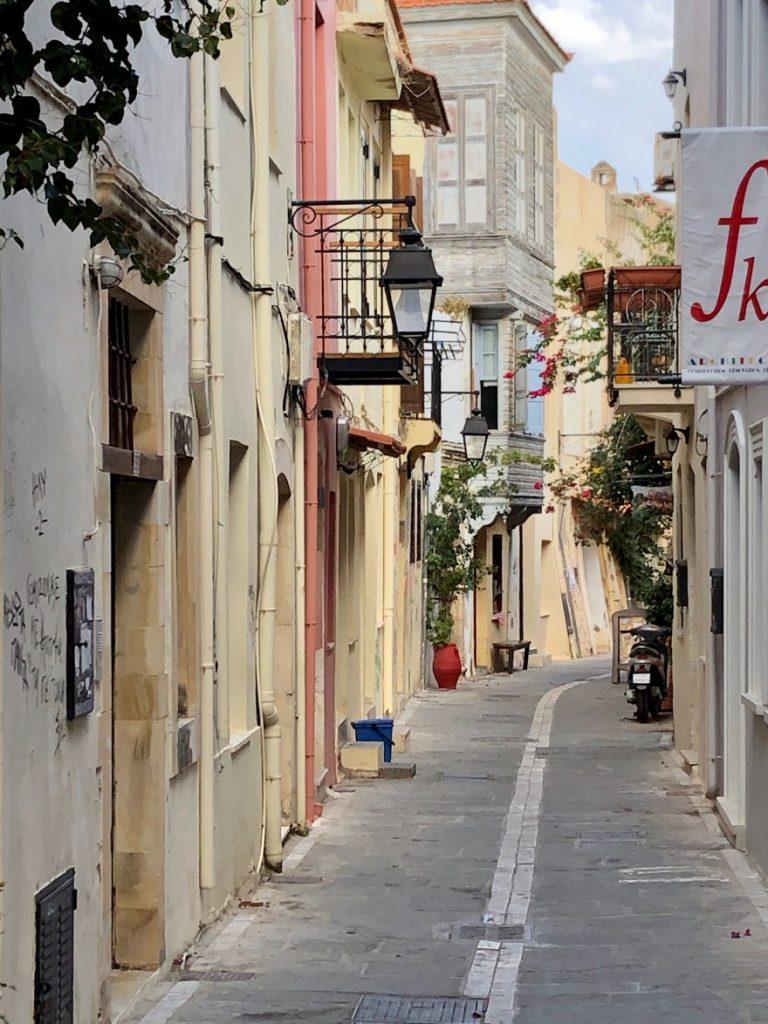 Stadtbummel durch Rethymnon 9