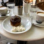 Törtchen im Cafe Patisserie Karakatsanis Paleochora 1